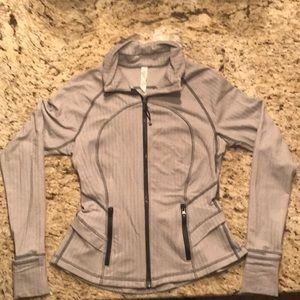 Women's zip up jacket Lululemon